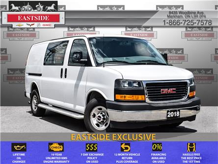 2018 GMC Savana 2500 Work Van (Stk: 331104B) in Markham - Image 1 of 19