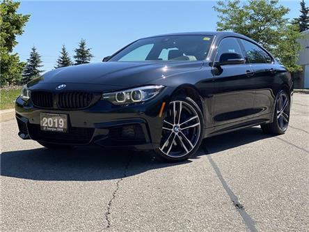 2019 BMW 440i xDrive Gran Coupe (Stk: P1644) in Barrie - Image 1 of 21