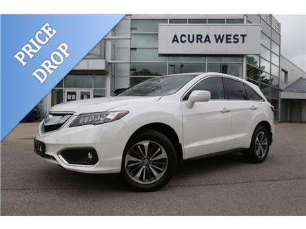 2017 Acura RDX AWD Elite Pkg 7 year 160000km Acura Warranty (Stk: 7247A) in London - Image 1 of 22