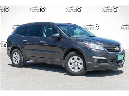 2015 Chevrolet Traverse LS (Stk: 27529U) in Barrie - Image 1 of 25
