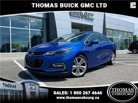 2016 Chevrolet Cruze Premier Auto (Stk: UC35949) in Cobourg - Image 1 of 23