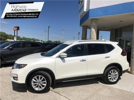 2018 Nissan Rogue AWD SV (Stk: A0296A) in Steinbach - Image 1 of 21