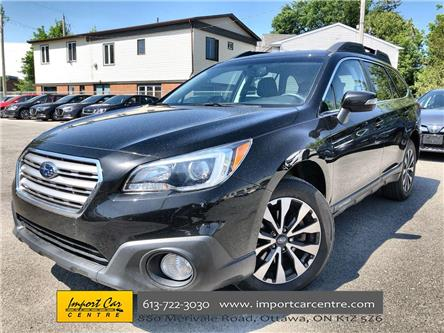 2016 Subaru Outback 3.6R Limited Package (Stk: 344464) in Ottawa - Image 1 of 26