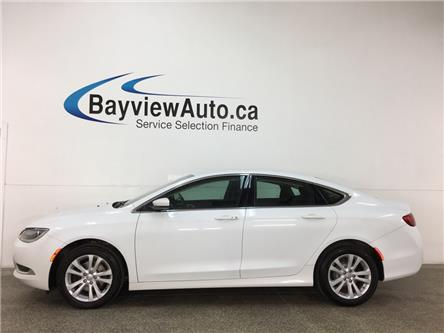 2016 Chrysler 200 Limited (Stk: 36692W) in Belleville - Image 1 of 28