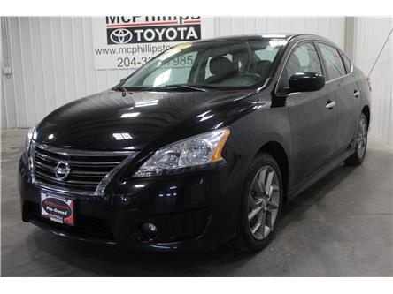 2014 Nissan Sentra  (Stk: W115139A) in Winnipeg - Image 1 of 27