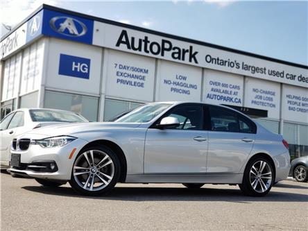 2018 BMW 330i xDrive (Stk: 18-14694) in Brampton - Image 1 of 25