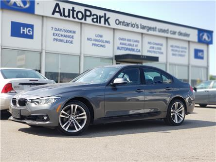 2018 BMW 330i xDrive (Stk: 18-34960) in Brampton - Image 1 of 24