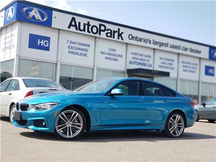 2018 BMW 430i xDrive Gran Coupe (Stk: 18-96595) in Brampton - Image 1 of 25