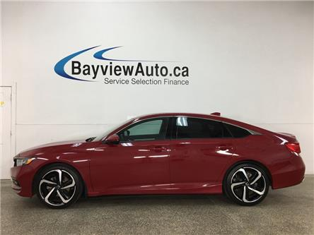 2018 Honda Accord Sport (Stk: 36768W) in Belleville - Image 1 of 29