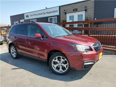 2017 Subaru Forester 2.5i Touring (Stk: 10634) in Milton - Image 1 of 24