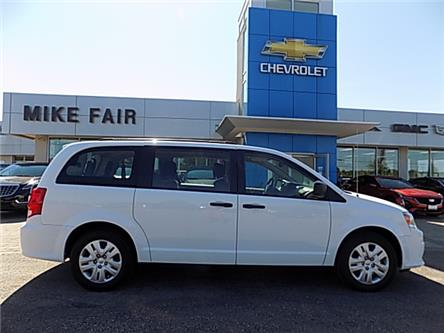 2018 Dodge Grand Caravan CVP/SXT (Stk: 20246A) in Smiths Falls - Image 1 of 19