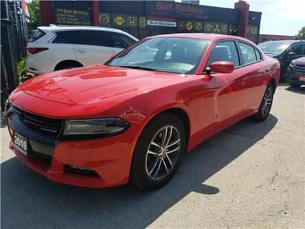 2019 Dodge Charger SXT (Stk: 676655) in Toronto - Image 1 of 13
