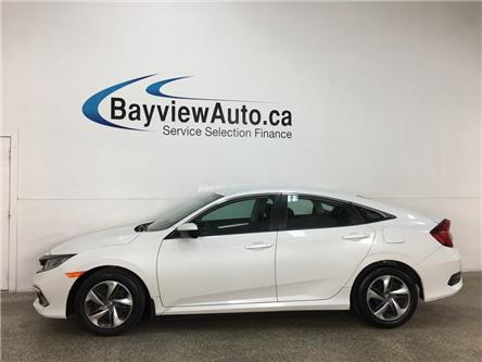 2019 Honda Civic LX (Stk: 36781W) in Belleville - Image 1 of 27