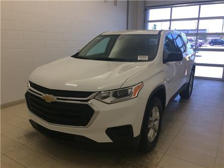 2020 Chevrolet Traverse LS (Stk: 0887) in Sudbury - Image 1 of 11