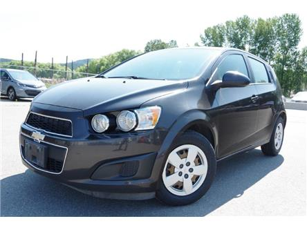 2014 Chevrolet Sonic LS Auto (Stk: 95578L) in Cranbrook - Image 1 of 21