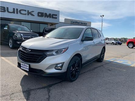 2020 Chevrolet Equinox LT (Stk: 46412) in Strathroy - Image 1 of 6