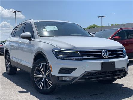 2018 Volkswagen Tiguan Highline (Stk: 20T506A) in Midland - Image 1 of 16