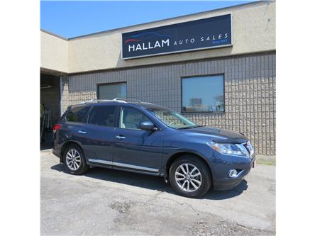 2015 Nissan Pathfinder SL (Stk: ) in Kingston - Image 1 of 20