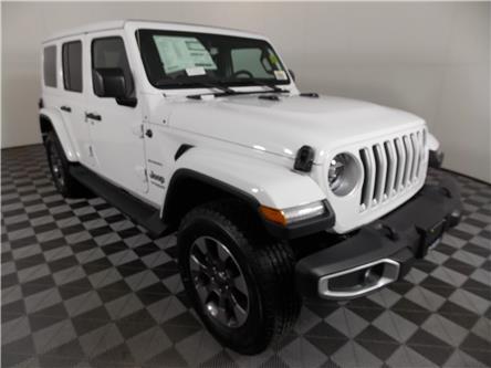 2020 Jeep Wrangler Unlimited Sahara (Stk: 20-64) in Huntsville - Image 1 of 26