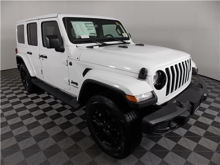 2020 Jeep Wrangler Unlimited Sahara (Stk: 20-97) in Huntsville - Image 1 of 26