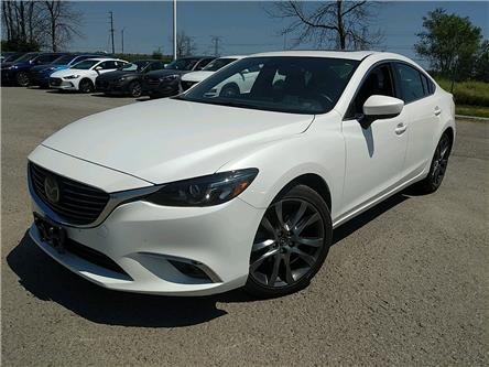 2017 Mazda MAZDA6 GT (Stk: 20366A) in Clarington - Image 1 of 8