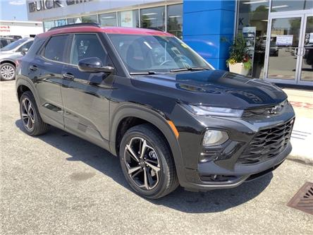 2021 Chevrolet TrailBlazer RS (Stk: 21-004) in Listowel - Image 1 of 11