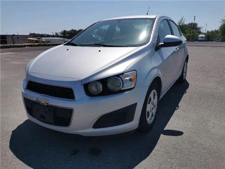 2014 Chevrolet Sonic LT Auto (Stk: CLN120887B) in Cobourg - Image 1 of 5