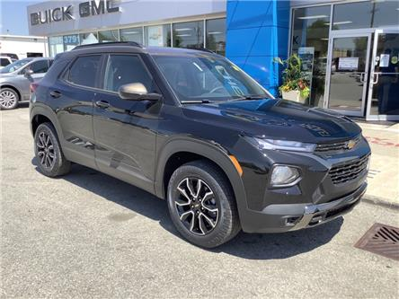 2021 Chevrolet TrailBlazer ACTIV (Stk: 21-005) in Listowel - Image 1 of 11