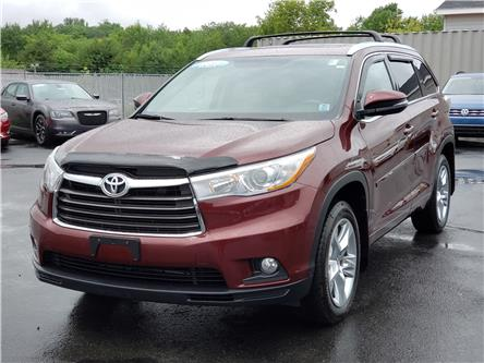 2015 Toyota Highlander Limited (Stk: 10770A) in Lower Sackville - Image 1 of 26