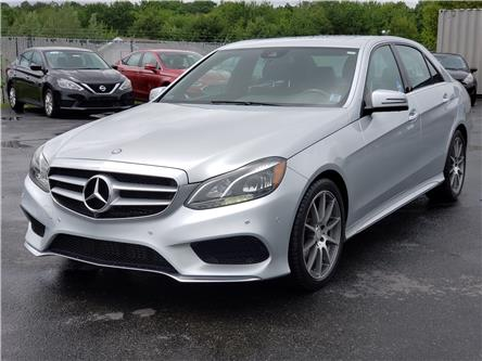 2014 Mercedes-Benz E-Class Base (Stk: 10741AA) in Lower Sackville - Image 1 of 26