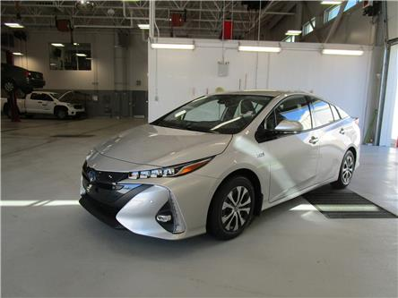 2020 Toyota Prius Prime Upgrade (Stk: 208067) in Moose Jaw - Image 1 of 34