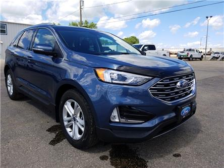 2019 Ford Edge SEL (Stk: 20109A) in Wilkie - Image 1 of 23