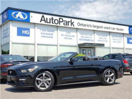 2017 Ford Mustang V6 (Stk: 17-18400) in Brampton - Image 1 of 21