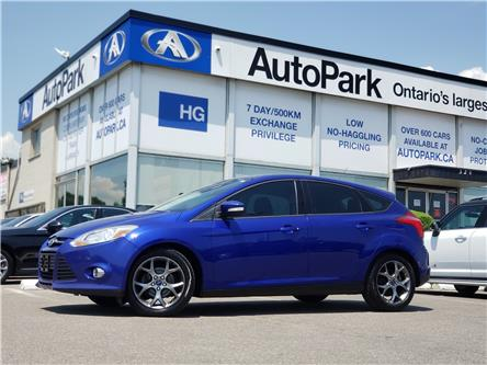 2013 Ford Focus SE (Stk: 13-54568) in Brampton - Image 1 of 20