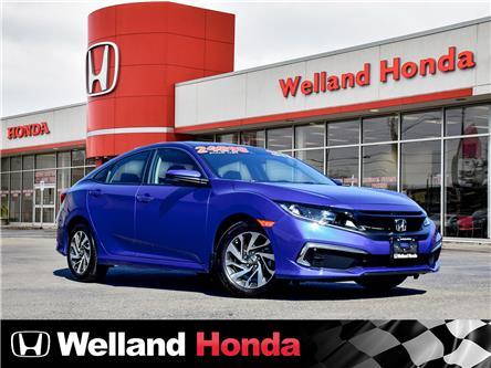 2020 Honda Civic EX (Stk: U20092) in Welland - Image 1 of 24