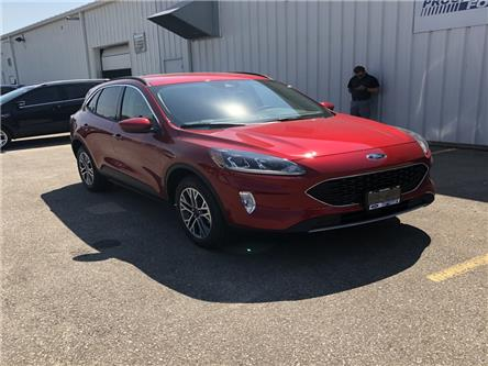 2020 Ford Escape SEL (Stk: LUB76732) in Wallaceburg - Image 1 of 15