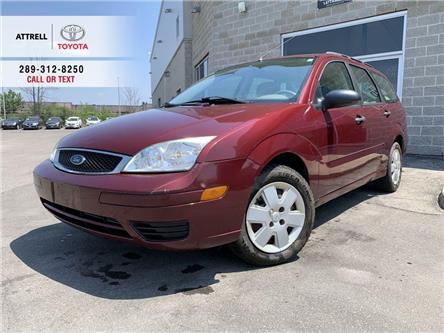 2006 Ford Focus ZXW 5 SPEED MANUAL, POWER LOCKS AND MIRRORS, ROOF (Stk: 46982A) in Brampton - Image 1 of 17