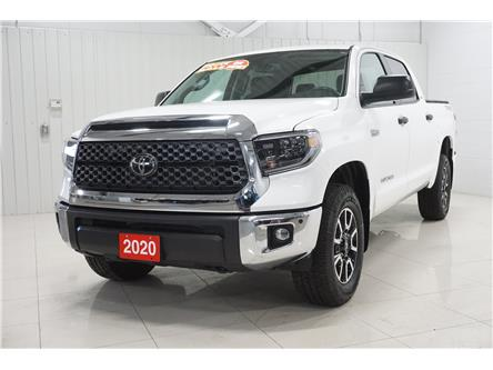 2020 Toyota Tundra Base (Stk: P5867) in Sault Ste. Marie - Image 1 of 20