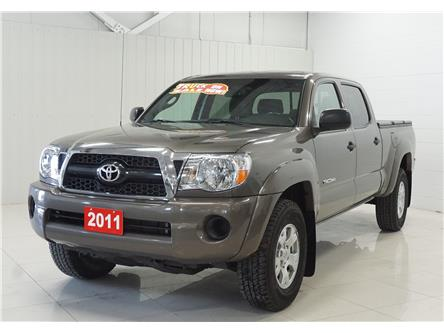 2011 Toyota Tacoma V6 (Stk: T20100A) in Sault Ste. Marie - Image 1 of 15