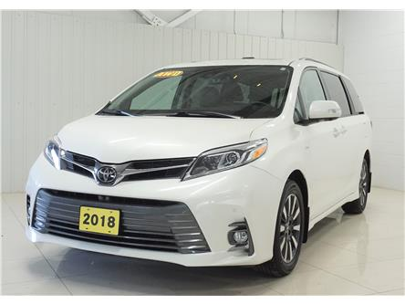 2018 Toyota Sienna XLE 7-Passenger (Stk: P5875) in Sault Ste. Marie - Image 1 of 24