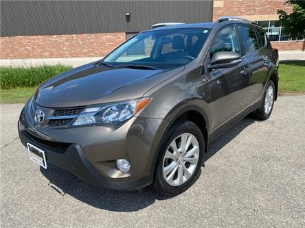 2015 Toyota RAV4 Limited (Stk: U01734) in Guelph - Image 1 of 29
