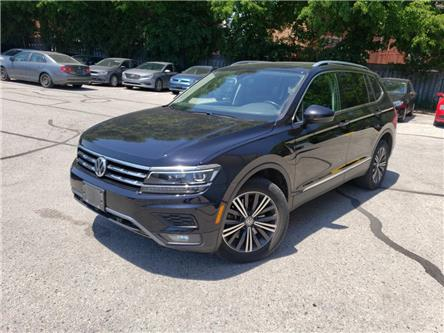 2018 Volkswagen Tiguan Highline (Stk: 008757) in Ottawa - Image 1 of 9
