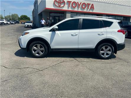 2015 Toyota RAV4  (Stk: 2004321) in Cambridge - Image 1 of 13