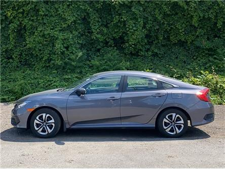 2018 Honda Civic LX (Stk: K0690A) in London - Image 1 of 14