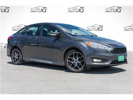 2015 Ford Focus SE (Stk: 27542U) in Barrie - Image 1 of 26