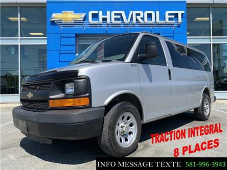 2012 Chevrolet Express 1500 LS (Stk: X8252) in Ste-Marie - Image 1 of 28