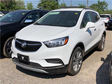 2020 Buick Encore Preferred (Stk: B0E032) in Mississauga - Image 1 of 5