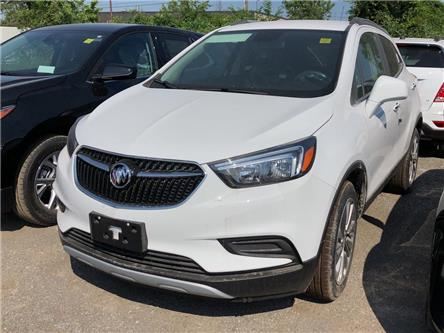 2020 Buick Encore Preferred (Stk: B0E037) in Mississauga - Image 1 of 5