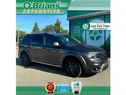 2018 Dodge Journey Crossroad (Stk: 13490C) in Saskatoon - Image 1 of 18