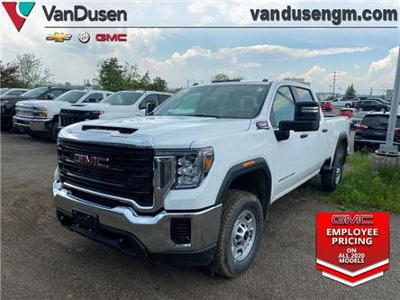 2020 GMC Sierra 2500HD Base (Stk: 200189) in Ajax - Image 1 of 22